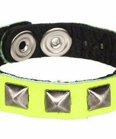 Gypsy SOULE Psycho Cuff #accessories  #jewelry  #bracelets  https://www.heeyy.com/suggests/gypsy-soule-psycho-cuff-neon-lime/