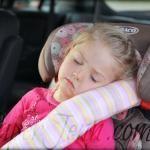 Countdown to Disney: SeatBelt Pillows for the Trek