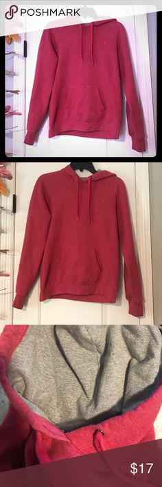 Selling this Authentic Champion pink hoodie on Poshmark! My username is: laureab. #shopmycloset #poshmark #fashion #shopping #style #forsale #Champion #Sweaters