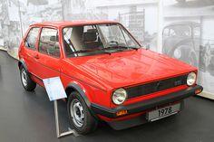 VW Golf GTI - 1978 70s Cars, Mk1, Automotive Design, Classic Cars, Golf, Type, Vintage, Vintage Classic Cars, Vintage Comics