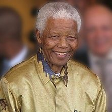 """""""I learned that courage is not the absence of fear, but the triumph over it."""" Nelson Mandela. Our thoughts are with Madiba today. RespectPoint.com"""
