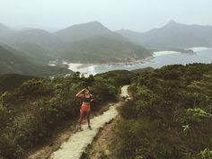 HK Beach hike: long ke wan to tai long wansai wan beach