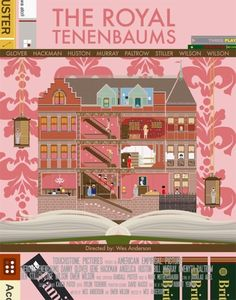 The Royal Tenenbaums Wes Anderson Giclee Print Poster by Alan Segama NT Mondo Wes Anderson Poster, Wes Anderson Movies, Framed Art Prints, Poster Prints, Movie Prints, Hansel Y Gretel, Touchstone Pictures, The Royal Tenenbaums, Festa Party