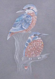 Lozz Berry - Parchment Craft Patterns - Fisher Friends
