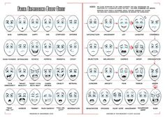 facial_expressions_buddy_sheet_for_comics_cartoons_by_darkspeeds-d5y2oc4.jpg (1061×752)