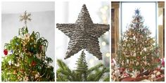 11 Best Christmas Tree Toppers - Cool Ideas for Tree Toppers