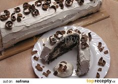 cz - My site Something Sweet, Sweet Recipes, Tiramisu, Waffles, Rolls, Food And Drink, Cooking Recipes, Pudding, Pie
