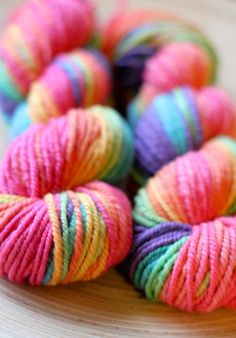 .yarn = these remind me of crescent rolls