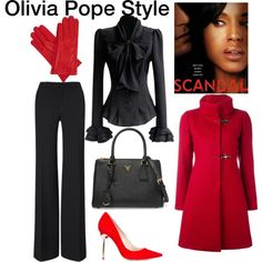 A fashion look from November 2016 by stay-beautiful92 featuring FAY, Roland Mouret, Sophia Webster, Prada и Gizelle Renee