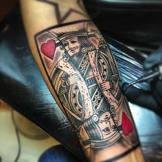 What does king of hearts tattoo mean? We have king of hearts tattoo ideas, designs, symbolism and we explain the meaning behind the tattoo. Casino Night, Casino Party, Design Tattoo, Tattoo Designs, Tattoo Ideas, Casino Monte Carlo, King Of Hearts Tattoo, Healthy Foods To Eat, Healthy Snacks