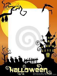 Cadre de photo de Halloween [2]