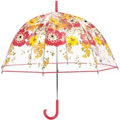 This looks so like an umbrella I had as  a child that it's a little spooky! Vera Bradley Bubble Umbrella #vbwishlist