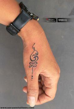 Beautiful customized Om with rudraksha Tattoo by : Pranjal Shrivastava Skin Mach. - Beautiful customized Om with rudraksha Tattoo by : Pranjal Shrivastava Skin Mach… - Yoga Tattoos, Body Art Tattoos, Sleeve Tattoos, Tattoos Skull, Tatoos, Tribal Hand Tattoos, Dragon Tattoos, Latest Tattoos, Trendy Tattoos