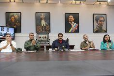 Presidente Maduro: La GMVV no se hizo para malandros, ni delincuentes, mano dura ¡se acabó! La GMVV es para la PAZ