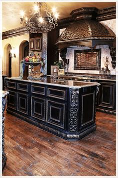Neat Steampunk Home Decor: steampunk interior design , steampunk decorating ideas, steampunk bedroom The post Steampunk Home Decor: steampunk interior design , steampun . Casa Steampunk, Steampunk Kitchen, Gothic Kitchen, Steampunk Bedroom, Steampunk Interior, Gothic Steampunk, Steampunk Home Decor, Gothic Interior, Home Decor Kitchen