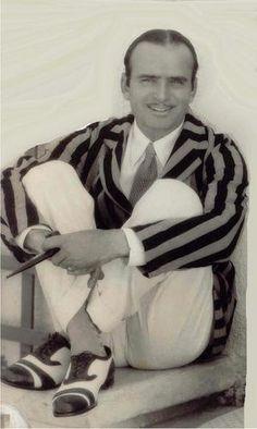 Douglas Fairbanks(1883-1939). Silent film actor. Beverly Hills Lodge #528, California.