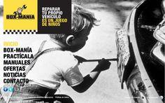 página de inicio de practicalaboxmania.com