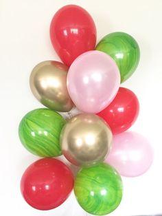 Watermelon Balloons Birthday Summer