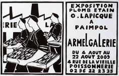 Olivier Lapicque est un artiste rare. Ses expositions sont peu fréquentes. C'est avec d'autant plus de plaisir que l'on découvrira ses nouv... Expositions, Illustration, Drift Wood, Olive Tree, Laughing, Drawings, Artist, Illustrations