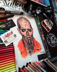 Toni Logo's Unbelievably Realistic Drawings #inked #inkedshop #inkedmag #tattoo #realism #drawing #art #ink #create #artist