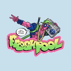 FRESH POOL T-Shirt - Deadpool T-Shirt is $11 today at Ript!