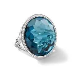 Sterling Silver Stella Ring with Diamonds - Stella - Shop By Collection | IPPOLITA