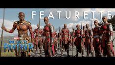Watch Lupita Nyong'o & Danai Gurira Explain the Dora Milaje in This New 'Black Panther' Clip