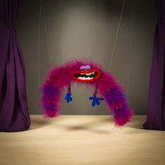 Create your own Monsters University-inspired marionette: http://di.sn/hEg