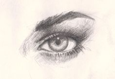 How To Draw eyes #Entertainment #Trusper #Tip