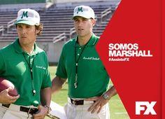 Nesta temporada, não importa se o Marshall University vai ganhar ou perder... Tudo o que importa é que eles joguem. Somos Marshall - Sábado, 22 de junho, às 22h #AssistoFX Confira conteúdo exclusivo no www.foxplay.com