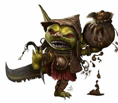 pathfinder goblin - Google Search