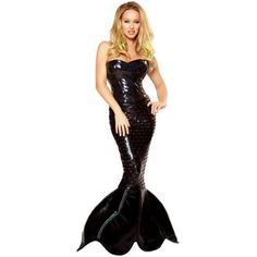Adult Sexy Mermaid Mistress Deluxe Costume