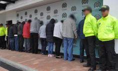 Caen 12 socios de los carteles de Sinaloa y Jalisco