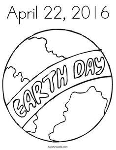 april 22 2012 coloring page