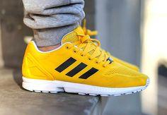 """Adidas ZX Flux """"Bold Gold"""""""
