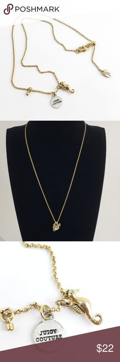 """GOLD HTF ANTHRPOLOGIE AUSTRA NECKLACE SHORT CHAIN NWT 16/"""""""