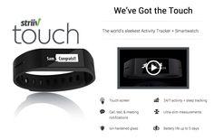 Striiv Touch Fitness Tracker