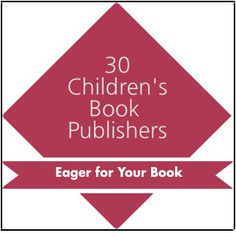 All of these publishers accept manuscripts straight from the author! No agent required.