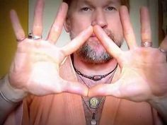 Reg D. Lyons's Anti-Bullying/Anti-Suicide Blog: Ninja Finger Weaving 'Nine Cuts of the Kuji Kiri' ...
