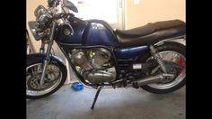 The old bike (doner)
