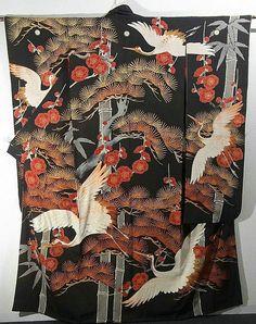 Furisode #286579 Kimono Flea Market Ichiroya