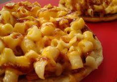 BBQ Chicken Mac n' Cheese Pizza Recipe