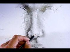 Realistischen Mund zeichnen - Zeichen Tutorial - YouTube