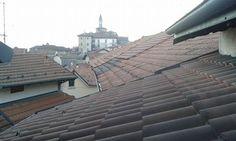 #MassinoVisconti visto dai tetti ( #Novara #Piedmont #Italy )