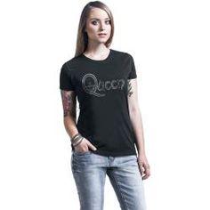 Queen Logo T-ShirtEmp.de
