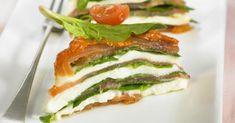 Recette de Lasagnes fraîches d'épinards et saumon fumé à la crème de fromage blanc. Facile et rapide à réaliser, goûteuse et diététique.