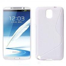 Capa Galaxy Note 3 - Sline Branco  5,99 €