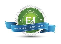 Transformations Furniture has earned Best-in-Class Sales Support award for his excellent customer support and proactive engagement to them. Award is given by E&I Cooperative Services in June 2014.