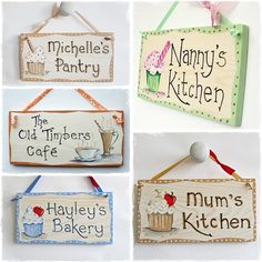 This is a lovely Wooden Plaque for use indoors. It will look good hanging on a wall or door. It can be personalised to your own requirements. These plaques have been finished with a good quality varnish. The designs are as shown, you can choose your preference from the drop down box or if you would like your own choice of design please contact me and I will do my best to accommodate. These Plaques are made to order, they are handpainted by me therefore each Plaque will have slight…