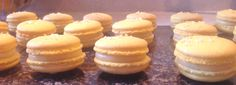 pineapple and coconut macarons (2)